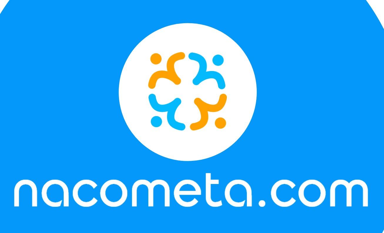 Nacometa -logotyp