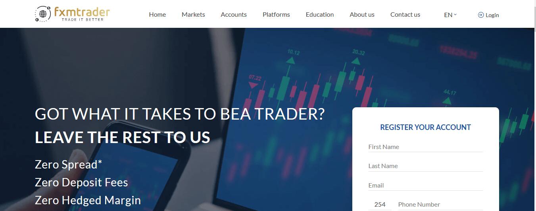 Обзор FXM Trader, компания FXM Trader