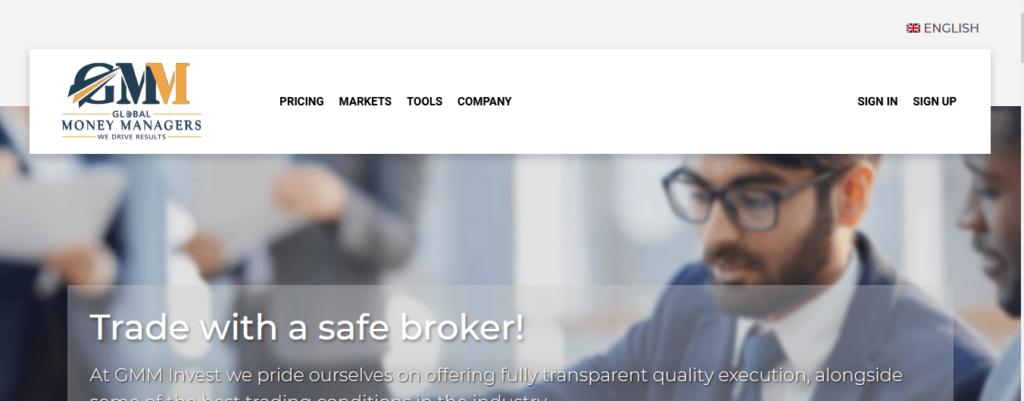 Revisión de GMM Invest, Compañía GMMInvest