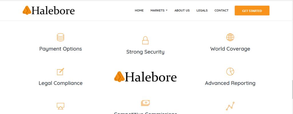 Examen Halebore.com, Caractéristiques Halebore.com
