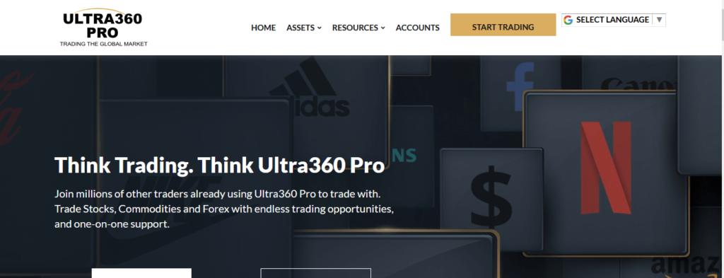 Ultra360Pro Review, Ultra360Pro Company