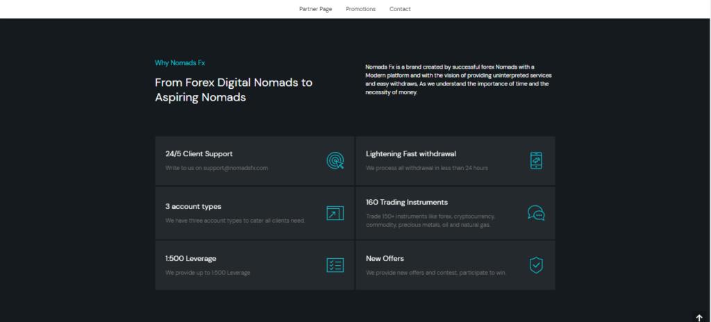 Recensione di Nomads FX