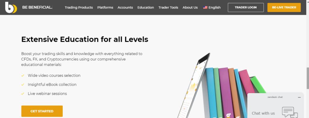 Beneffx.com Review, Beneffx.com Platform