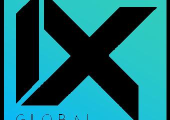 iX Global logotyp